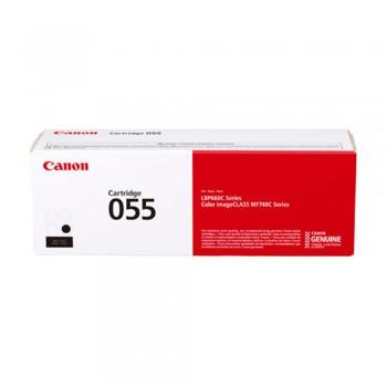 Canon 055 Black Toner Cartridge 2.3k