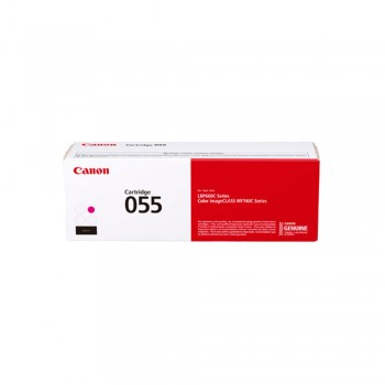 Canon 055 Magenta Toner Cartridge 2.3k