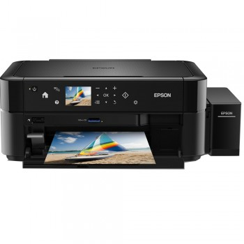 Epson L850 Multifunction Photo Printer - A4/6Inks/Print/Scan/Copy/CD/DVD printing/USB