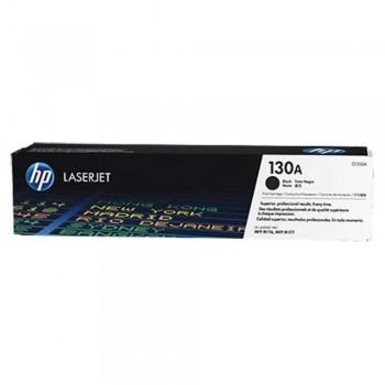 HP 130A Black Original LaserJet Toner Cartridge (CF350A)