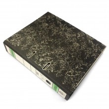 ABBA Lever Arch File 404 Silver - 3-inch Size 404 Silver