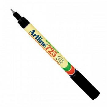 Artline EK-725 Marker Pen - Black