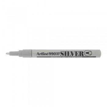 Artline 990XF Metallic Marker 1.2mm - Silver