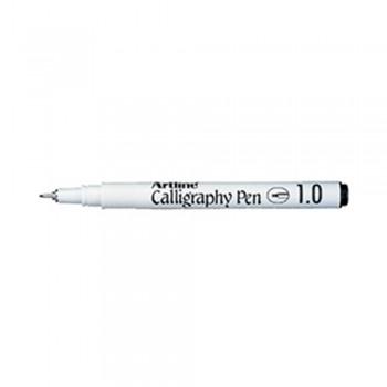 Artline EK-241 Calligraphy Pen 1mm - Black