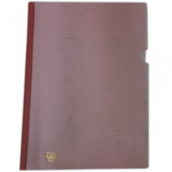 CBE 9005 PP Slide Bar Document Holder Red (Item No: B10-102R)