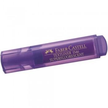 Faber Castell TEXTLINER 1546 Highlighter - VIOLET (Item No: A13-01 FC1546PU) A1R3B54