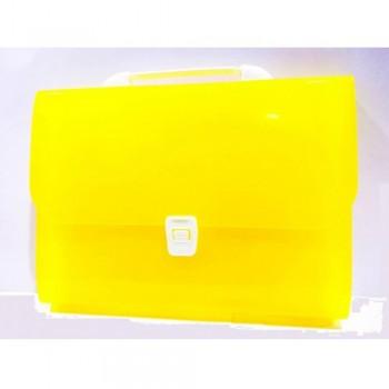 8701 Expanding File Yellow