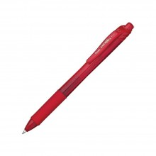 Pentel BL107-B EnerGel X-RET Roller - Red