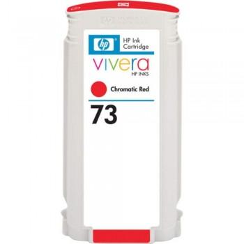 HP 73 DesignJet Ink Cartridge 130-ml - Chromatic Red (CD951A)