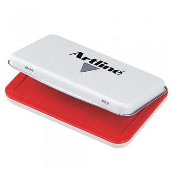 Artline Stamp Pad EHJ-2 - No.0 Red